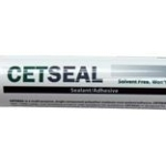 Tube of Cetseal Adhesive
