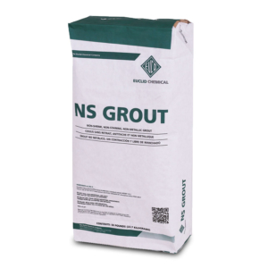 Bag of Euco Grout