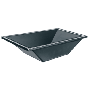 Steel Mortar Tub