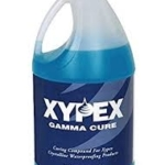 Jug of Xypex Gamma Cure